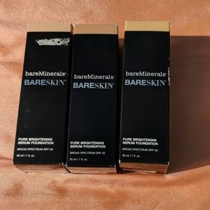 bareMinerals bare skin mineral foundation